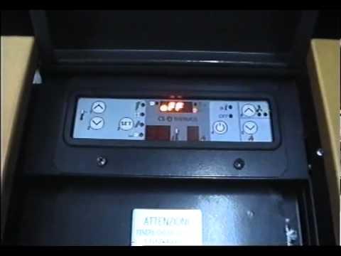 Funzioni e Programmazioni Stufa pellet CsThermos Display