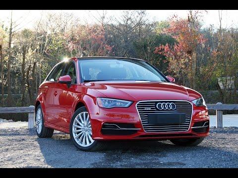 2016 Audi A3 e tron – Driven