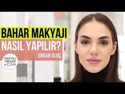 2018 Bahar Makyajı Nasıl Yapılır? Erkan Uluç