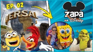 Felipe Zapa - 2º Episódio #ZapaNaDisney