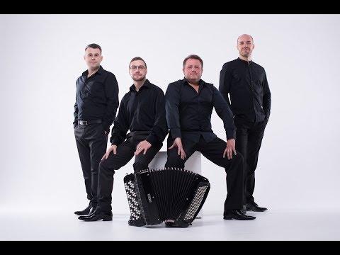 КВАРТЕТ БАЯНИСТОВ,      Akko Quartet на юбилее КМК
