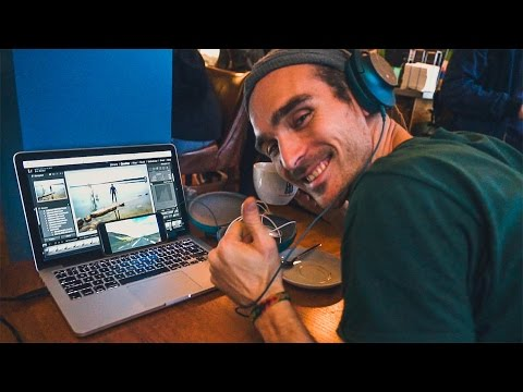 ADVICE FROM TRAVEL VLOGGING LEGEND, FUNFORLOUIS! (LTA Summit Day 3)