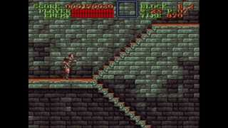 Akumajō Dracula/Super Castlevania 4 SNES