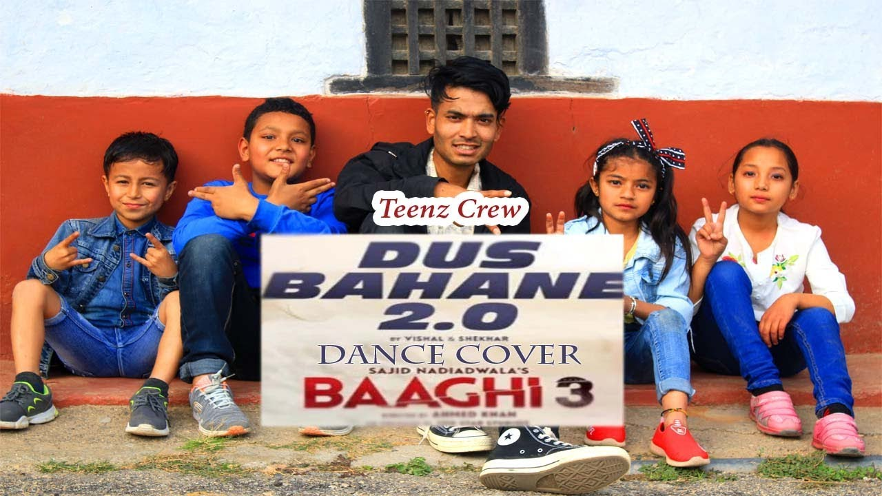 Baaghi 3: Dus Bahane 2.0 | Dance Cover | Teenz Crew | Suman Yogi