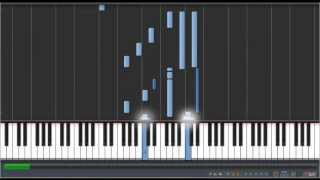 Mebius - Infinite Space [Piano Tutorial]