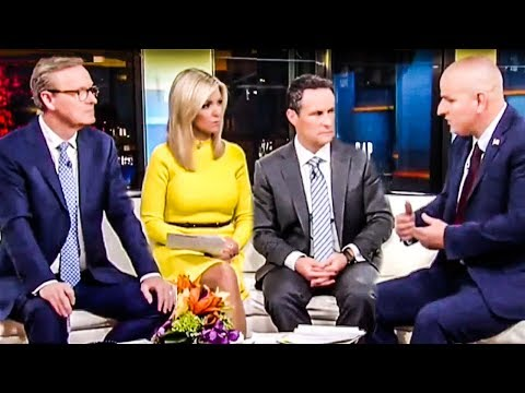 Fox And Friends Freak Out As Trumps Pro-Wall Arguments Crumble