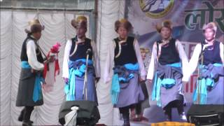 Sherpa Losar Dance Competition 2015.