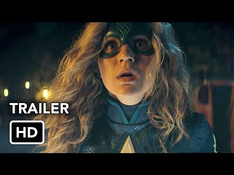 "DC's Stargirl (The CW) ""I Choose You"" Trailer HD - Superhero series"