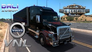 American Volvo Simulator pc gameplay 1080p 60fps