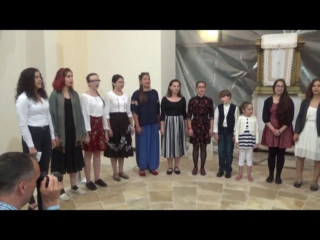 Métatábor 2018 - Koncert - Tintér Gabriella énekes növendékei