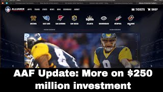 AAF $250 Million Investment Update - UN Pod Extra