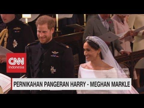 FULL - Sah! Pangeran Harry & Meghan Markle Resmi Menjadi Suami Istri - Royal Wedding