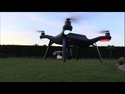 The 3dr Solo GoPro Drone - Review