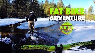 Fat Biking in Shingletown, California, with Dan's Fat Tire Chronicles