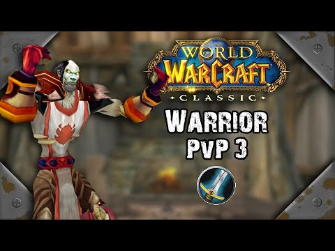 Classic WoW: Warrior PvP 3 (Heavy)