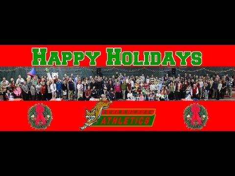 QU Athletics & Recreation Staff Holiday Party - December 13, 2012