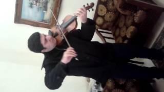 ya rayt btordi (violin solo)