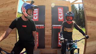 Matt Jones and Casey Brown - 2019 GoPro Course Preview Clif Speed & Style Course Preview