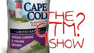 The Gtm? Show - Cape Cod Lb Asiago & Italian Herbs Kettle Chips