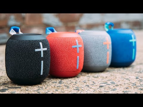 NEW Logitech Ultimate Ears Original Wonderboom vs. Wonderboom 2