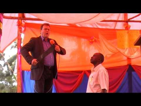 Guest ministry from Australia in Uganda: Phil Spence pt02