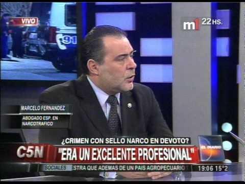 C5N - EL DIARIO: ¿CRIMEN CON SELLO NARCO?