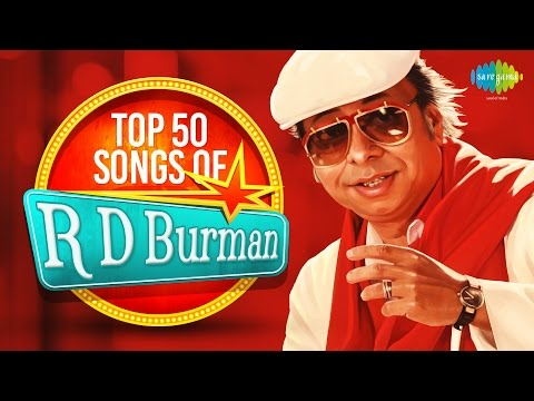 Top 50 songs of R D Burman | Instrumental HD Songs | One Stop Jukebox
