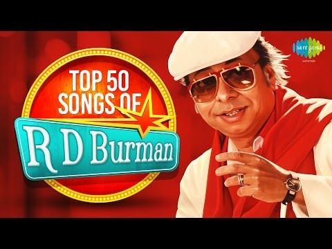 Top 50 songs of R D Burman  Instrumental HD Songs  One Stop Jukebox