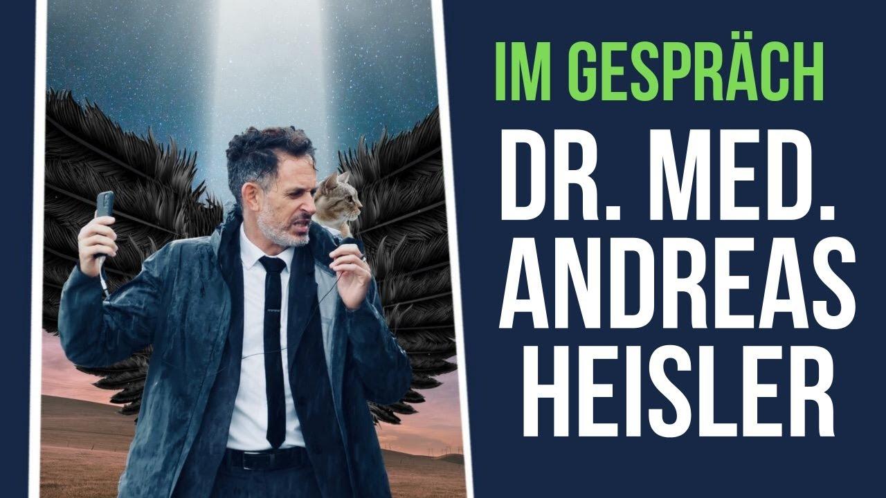*** EXKLUSIV *** Dr. Andreas Heisler im Gespräch