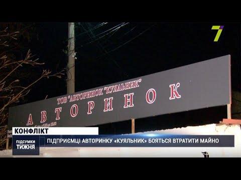 Новости 7 канал Одесса: На Одеському авторинку «Куяльник» невідомі напали на підприємців