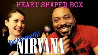 Nirvana Heart Shaped Box Reaction!!!