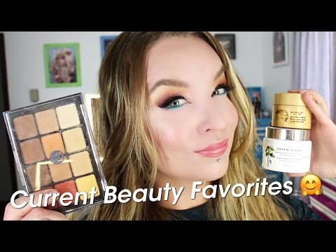 Current Favorite Beauty Products : Bobbi Brown, Wayne Goss,