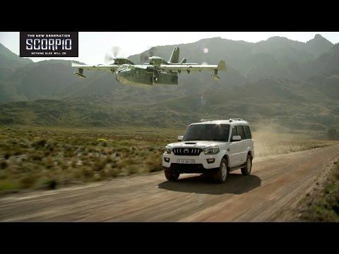 Mahindra Scorpio - New Generation Scorpio TVC