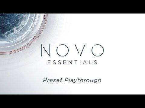 Heavyocity Media - NOVO Essentials - Preset Playthrough