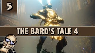 Let's Play The Bard's Tale IV: Barrows Deep - Part 5 - The Cellars of Kylearan's Tower