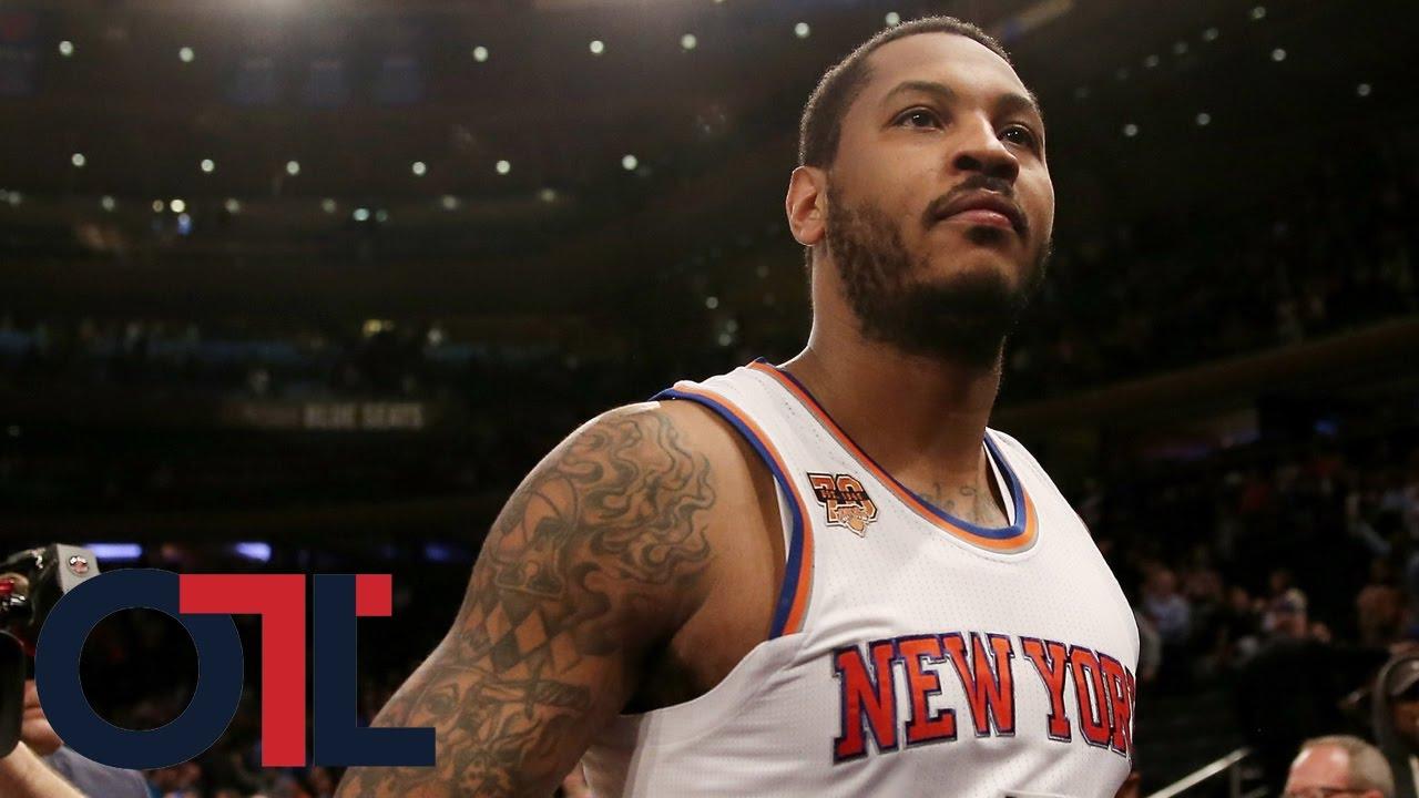 New York Knicks' Jackson says Anthony needs to move on