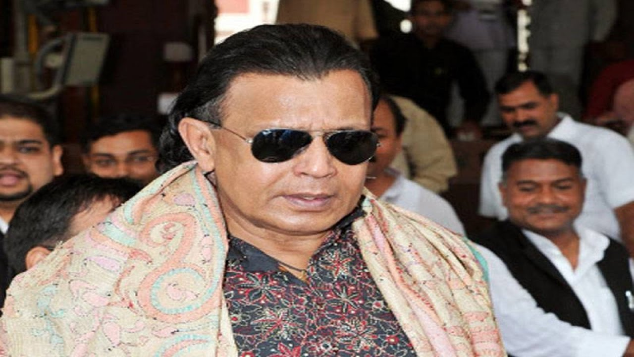 veteran bollywood star mithun chakraborty not well, recuperating