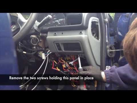 BSI removal - Peugeot 406 - YouTube