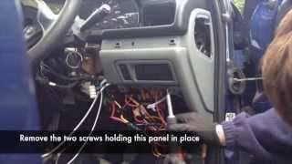 BSI removal - Peugeot 406