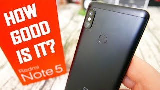 REDMI NOTE 5 CAMERA Review - How Good Is It?