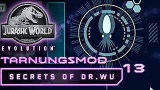 Jurassic World Evolution Deutsch DLC Dr Wu Tarnungs Genmod Deutsch German #13