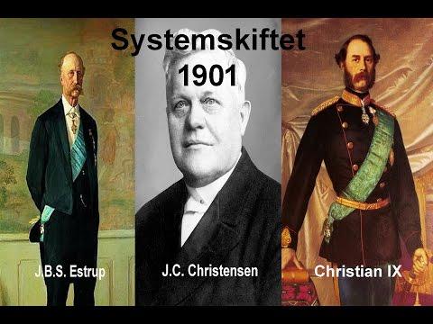 systemskiftet 1901