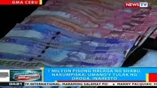 Aabot sa P6-M halaga ng marijuana, nasabat sa Balamban, Cebu