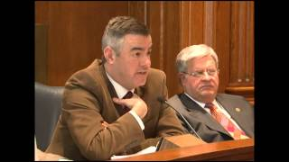 Ethics: Senate President Tom Dempsey (R) on Campaign Finance Laws l Missouri Lobbying Update