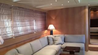 Mangusta 80 Interni / Interiors