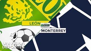 León 0-2 Monterrey - RESUMEN Y GOLES – Apertura 2018 Liga MX Highlights