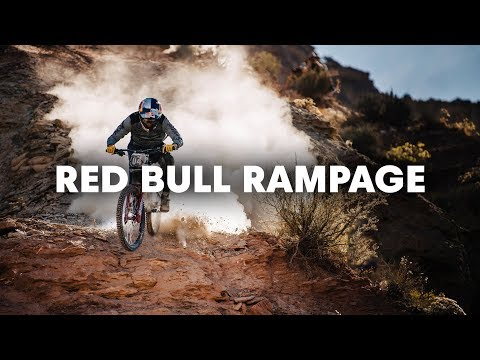 Red Bull Mountain Bike >> Red Bull Rampage From Start To Finish Youtube