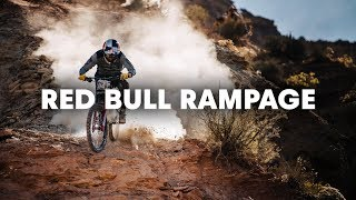 Red Bull Rampage From Start to Finish(Pedal over to Red Bull TV for more biking: http://win.gs/MoreBiking On a gusty day in Southern Utah, a group of 25 daring mountain bikers blew the doors off ..., 2013-10-24T21:00:02.000Z)