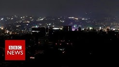 Venezuela blackout: Power outage across the country - BBC News