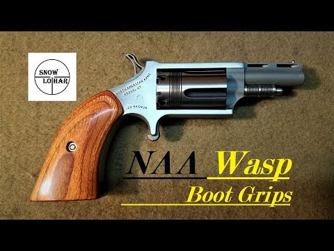 North American Arms (NAA) Wasp Boot Grips